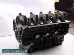 isuzu engine 6hk1 short block