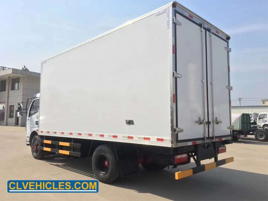 Cold Chain Truck