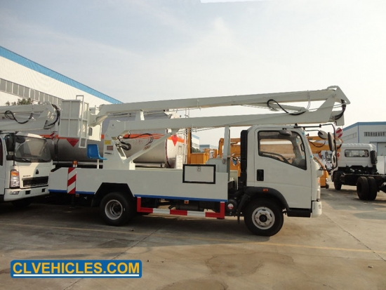 Aerial Truck