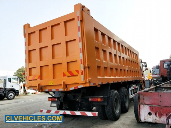 Heavy Duty Tipper Truck